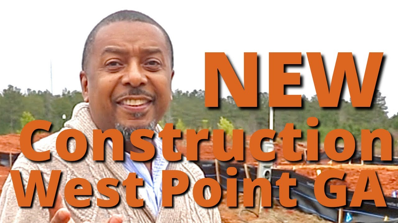 WEST POINT GA HOMES FOR SALE Bobby Terry Jr